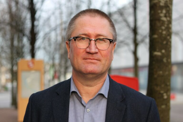 Alvorlig Geir Jørgen Bekkevold